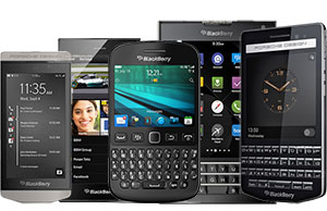 Blackberry Smartphones Photo Recovery