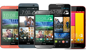 HTC Smartphones Photo Recovery