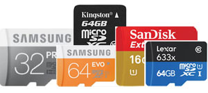 Micro SD Cards Photo Recovery